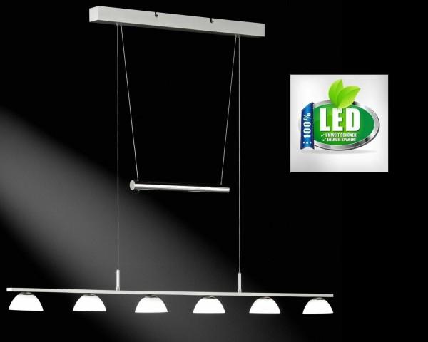 Honsel 65036 Vigo LED Pendelleuchte Büro Decken lampe Deckenleuchte leuchte 6f R