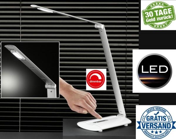 Honsel 97011 Led Tischleuchte Schreibtischleuchte Bürolampe dimmbar Touch Lampe
