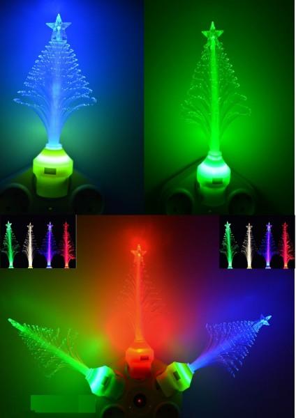 Steckdose LED Lampe Nachtlicht Weihnachten Weihnachtsbaum beleuchtung Deko