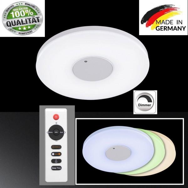 Honsel 21271 LED Deckenleuchte Chamäleon Dimmer Mit Fernbedienung Farbwechsler
