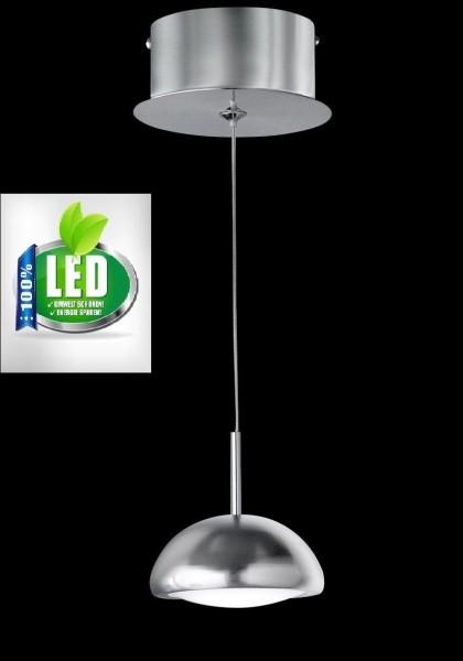 Honsel 69431 Ufo Power LED Deckenleuchte Pendelleuchte Leuchte Lampe nickel