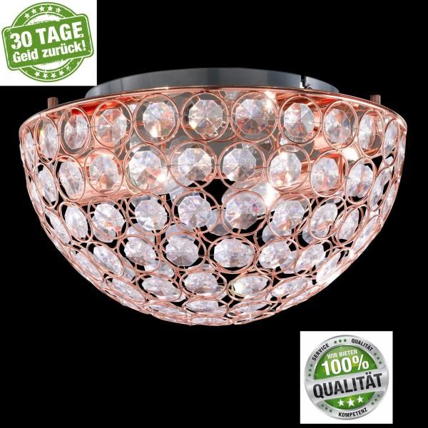 Honsel 25070 Estrella Deckenlampe Deckenleuchte Lampe Leuchten copper