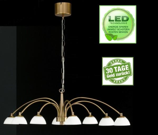 Honsel 11698 Julie LED Deckenleuchte Pendelleuchte leuchte lampe antik messing
