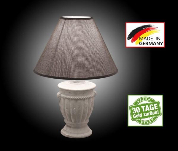 Honsel 55521 Rocio Tischleuchte Büro Leuchte Lese Lampe Antik Design E14