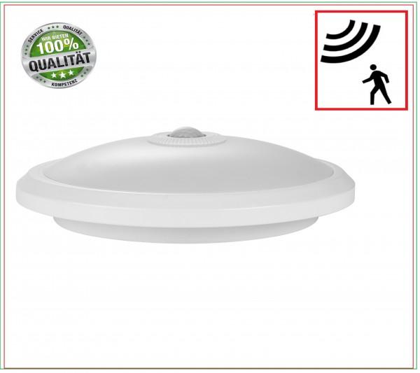 Deckenleuchte Deckenlampe mit Bewegungsmelder Sensor Leuchte Flur 2X E27