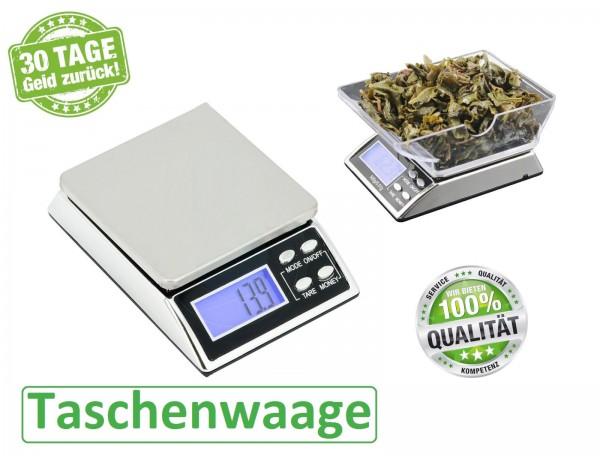 Feinwaage Digital Gramm Waage Taschenwaage Mini Pocket Scale outdoor