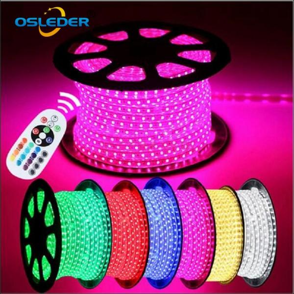 LED Strip Streifen Band extra lang 5 bis 70m innen Außen RGB weiß warmweiß