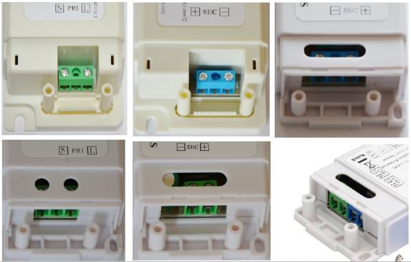 Dimmbar LED Trafo 3 bis 48 Watt Transformator Driver 12V Netzteil Treiber DE