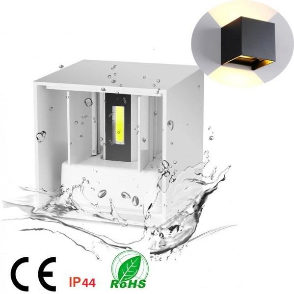 LED Außenleuchte IP44 Wandleuchte Innen&Außen Wasserdicht Wandlampe