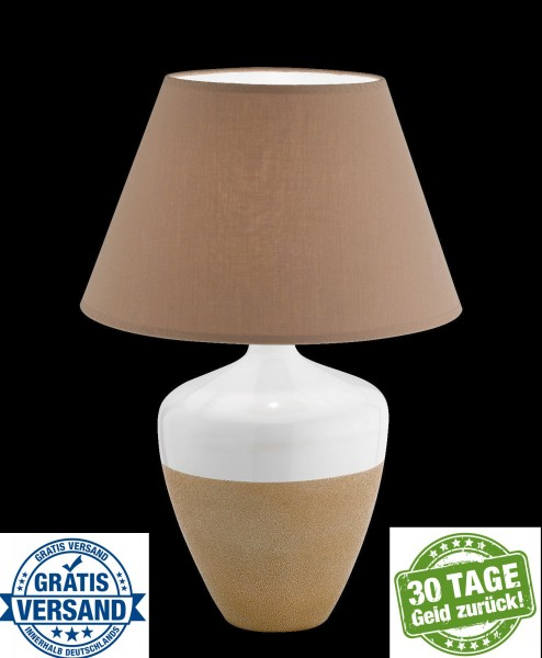 Honsel 56177 Derby Tischleuchte Beleuchtung Tischlampen