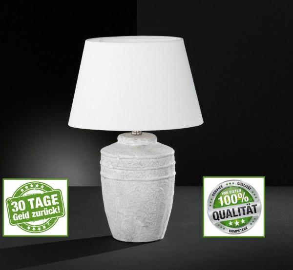 Honsel 54171 Jug Büro Leuchte Lese Nachttischlampe Tischleuchte Tischlampe weiß
