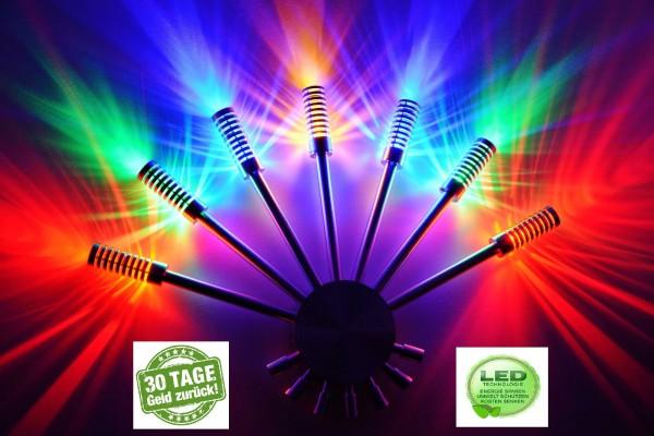 LED Wandlampe Wandleuchte Flurlampe Farben bar Lampe Leuchte