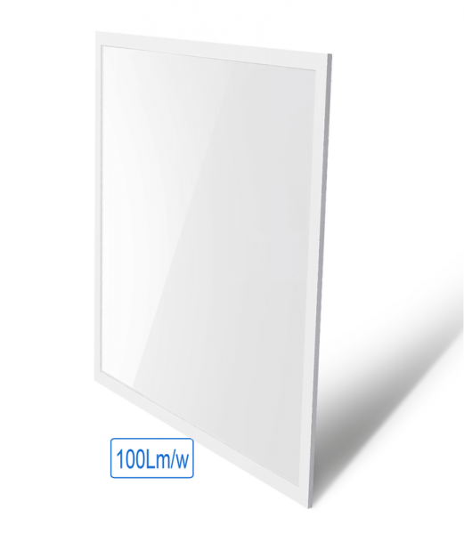 LED Deckenpanel 40 Watt | 62 x 62 cm | 4000 Lumen warmweiß (3000 K)