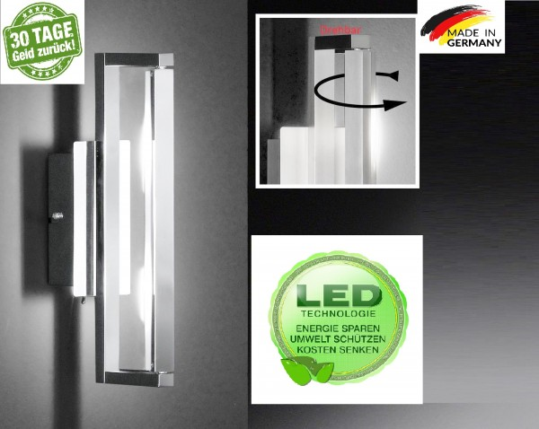 Honsel 39102 Anders LED Wandleuchte Büro Flur Leuchte treppenhaus lampe