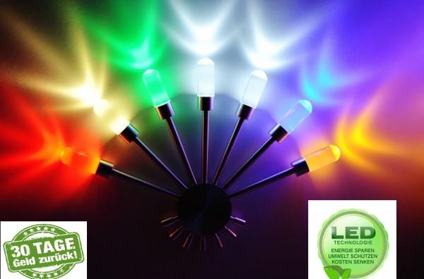 LED Wandlampe Wandleuchte Flurlampe 6 Farben bar Lampe Leuchte pp