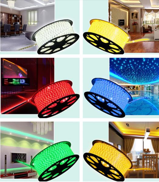 LED Strip Streifen Band extra lang 5 bis 70m innen Außen RGB Fernbedienung