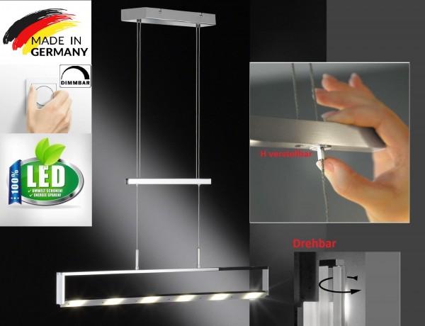 Honsel 67596 Anders LED Pendelleuchte Büro Decken lampe drehbar Dimmbar Dimmer