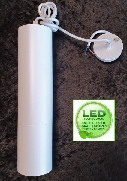 LED Aufbaustrahler Deckenspot Alu Pendelleuchte Downlight weiß Laden 10W 15W