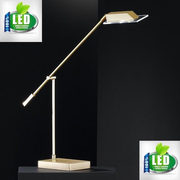 Honsel 93481 LED Leuchten Tischleuchte Lunn LED Tischlampe